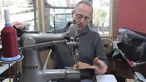 Singer 133k Huge Harness Makers Leather Sewing Machine