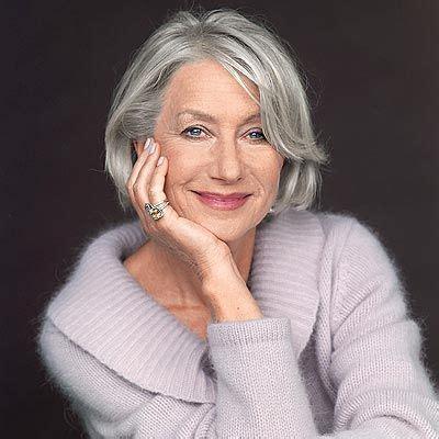 eine huebsche alte dame huebsch im alter sein frisuren