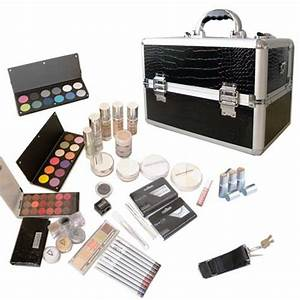 Kit De Ramonage Professionnel : grand kit de maquillage professionnel parisax ~ Melissatoandfro.com Idées de Décoration