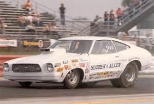 Vintage Pro Stock Drag Racing