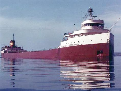 where did the edmund fitzgerald sank did a rogue wave sink the edmund fitzgerald big ten science