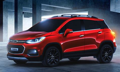 Chevrolet PH launches feature-packed 2021 Trax Premier - Auto News