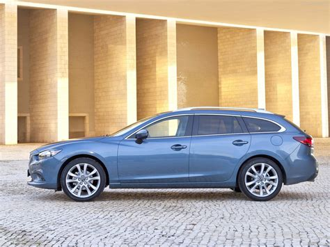 Mazda 6 Wagon Picture # 87 Of 181, Side, My 2013, 1600x1200