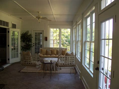 converting a sunroom into a bedroom remodel project former screen porch converted into a