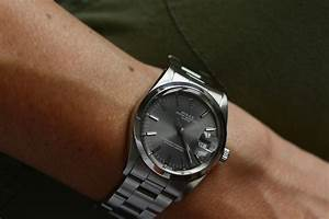 Kaufberatung Damenuhr Rolex Date Just Stahl UhrForum