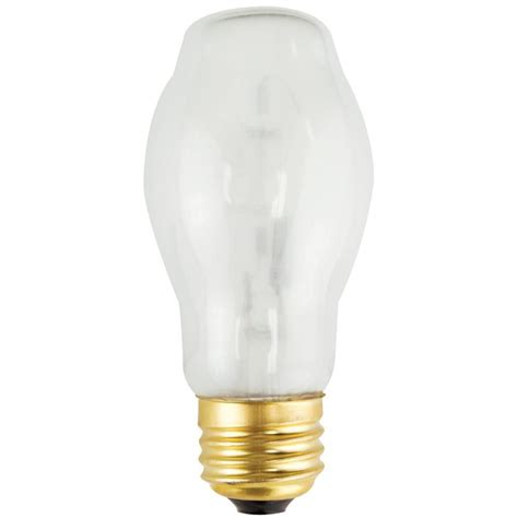westinghouse 43 watt halogen bt15 soft white medium base