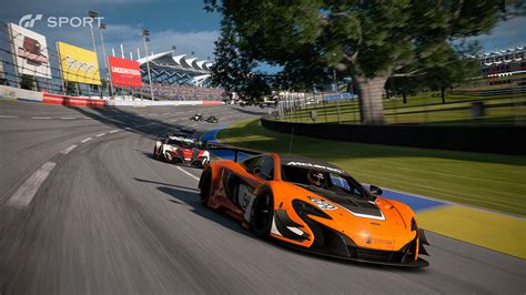 Gran Turismo Sport 7 by What S New In Racing From E3 2017 Automobile Magazine