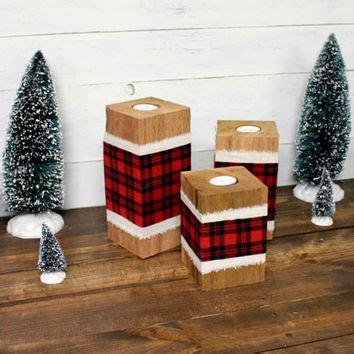 shop christmas plaid decorations  wanelo