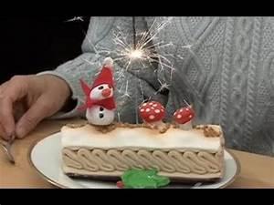 Decoration Pour Buche De Noel : d coration pour la buche de no l youtube ~ Farleysfitness.com Idées de Décoration
