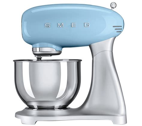 cuisine vintage 馥s 50 buy smeg smf01pbuk 50 39 s retro stand mixer pastel blue free delivery currys