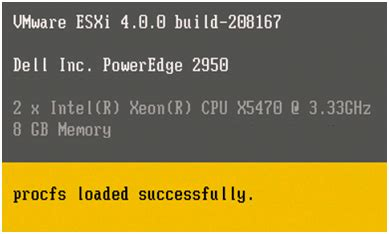 Esx Console by Vmware Esxi Step By Step Installation Guide With