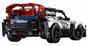 Lego Top Gear Remote Controlled Rally Car Is Super Rad