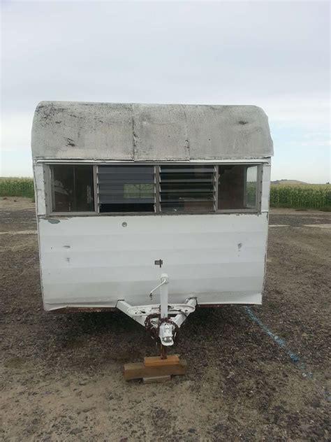 tlc  shasta camper trailer  sale