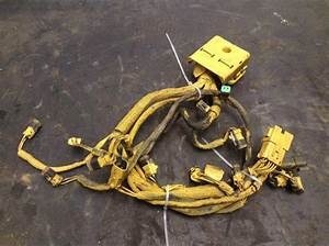 2004 Caterpillar C15 Engine Wiring Harness For A Kenworth
