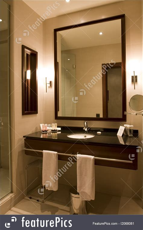 interior architecture elegant hotel  apartment bathroom