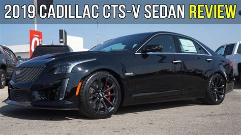 2019 Cadillac Cts V by All New 2019 Cadillac Cts V Sedan Carbon Fiber Package