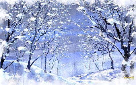 Best Snow Winter Wallpaper Freecomputer Wallpaper Free