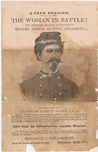 Loreta Janeta Velazquez: A Confederate Con Artist and ...  Civil