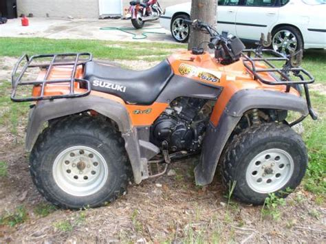 Suzuki 500 Quadrunner by 1999 Suzuki Quadrunner 500 2 000 Firm 100060838