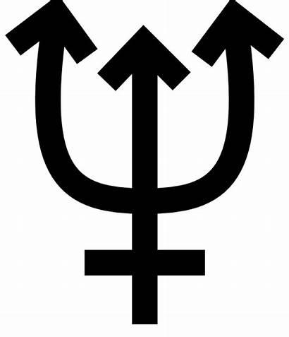 Symbol Neptune Clip Clker Clipart