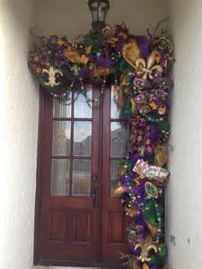 mardi gras decorations new orleans pinterest