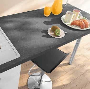 plan de travail cuisine castorama plan de travail stratifi 233 en gris ardoise castorama