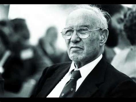 Peter drucker is known as the father of management. Peter F Drucker - YouTube