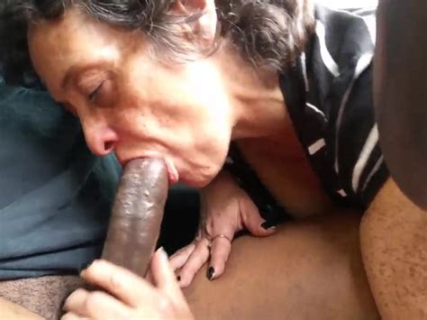 Horny Granny Sucking His Dick Free Porn Videos Youporn