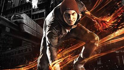 Son Second Infamous Wallpapers