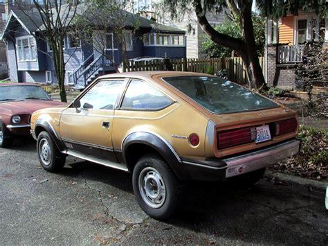 1983 Amc Eagle Sx-4