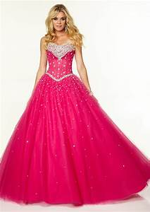 hot pink wedding dresses for irresistible bridal look With pink gowns dress for weddings