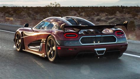 Koenigsegg Agera Rs Top Speed by The Koenigsegg Agera Rs Has Claimed Five Speed Records
