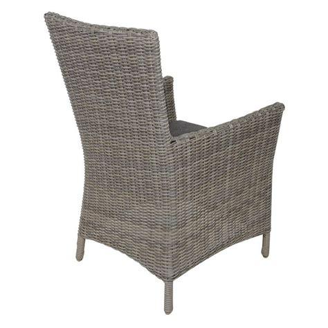 belize rattan wicker 4 seat garden furniture table