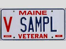 Maine veterans reminded they can get license plate decals