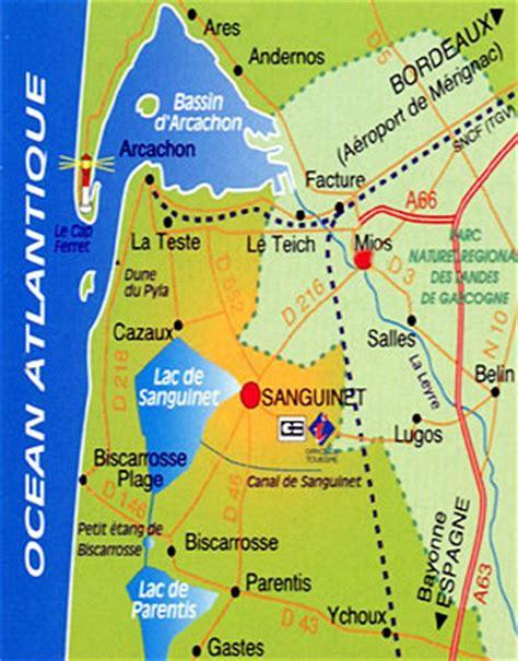 arcachon chambres d hotes les locations du lac comment venir entre arcachon et