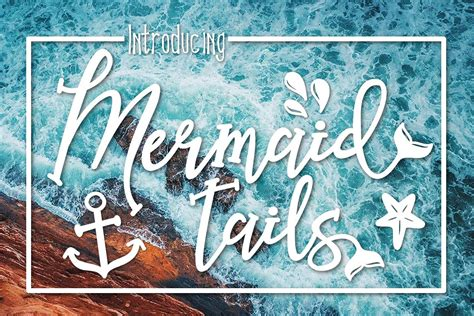 Mermaid Tails A Handwritten Typeface By  Font Bundles. Boomshakalaka Stickers. Hibiscus Signs. Extreme Signs. Slate House Signs Of Stroke. Notice Signs. Posterior Circulation Signs Of Stroke. Banned Signs. Kid Cudi Banners