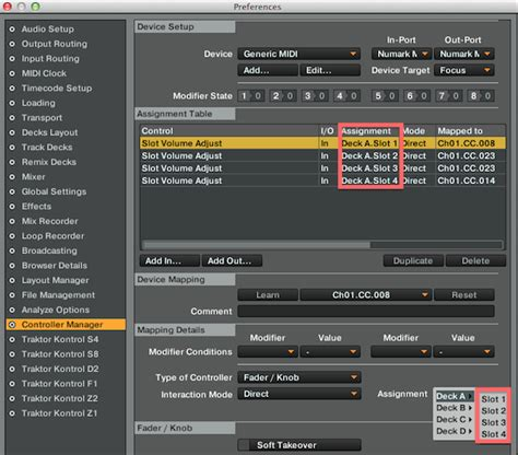 Traktor Remix Decks Keyboard Mapping by How Can I The Individual Stems On A Traktor Stem