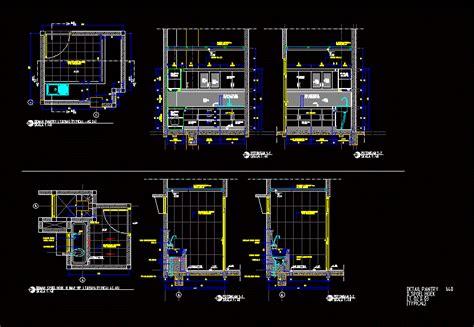 health kitchen dwg block  autocad designs cad