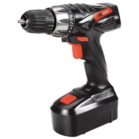 volt   cordless drilldriver kit  keyless