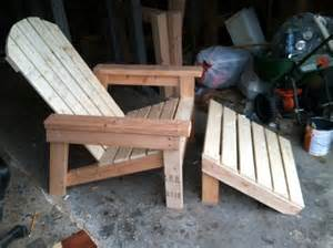 Ana White Adirondack Chair Home Depot by 2x4 Easy To Build Adirondack Chair Plans By Ana White