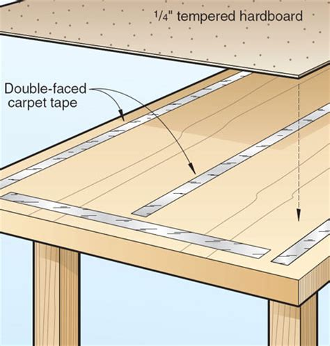 workbench top plans  woodworking
