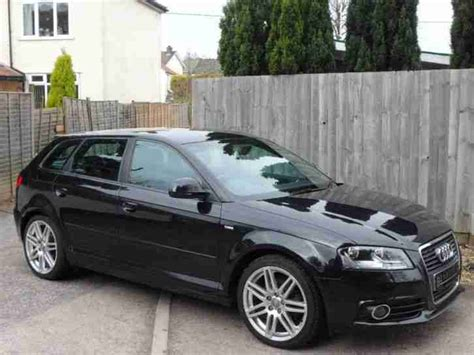 manual cars for sale 2008 audi a3 on board diagnostic system audi a3 tdi s line 170bhp 2008 diesel manual in black car for sale