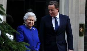 Queen commissions David Cameron to form new British ...
