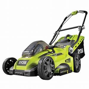 Batterie Ryobi 36v : ryobi cordless 36v 4 0ah li ion lawn mower kit bunnings ~ Farleysfitness.com Idées de Décoration
