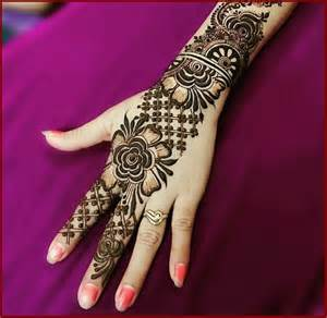 Latest Christmas Mehndi Designs 2016 Special Design Collection