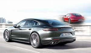 The 2017 Panamera  Is It A Four