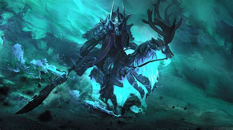 dota 2 abaddon wallpaper the easter demon dota 2