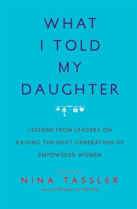told  daughter book  nina tassler cynthia