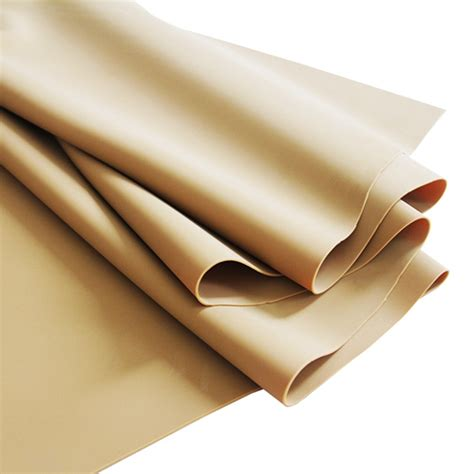 wear resistant rubber sheets tan natural rubber sheet