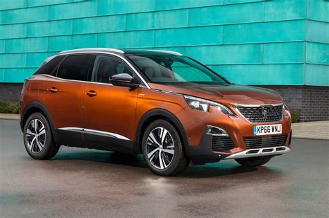 peugeot cars peugeot 3008 wins car of the year 2017 by car magazine